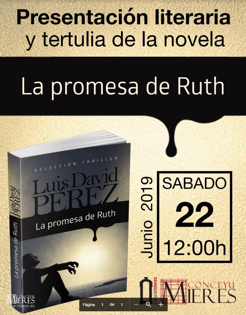 Presentacion Libro Promesa Ruth