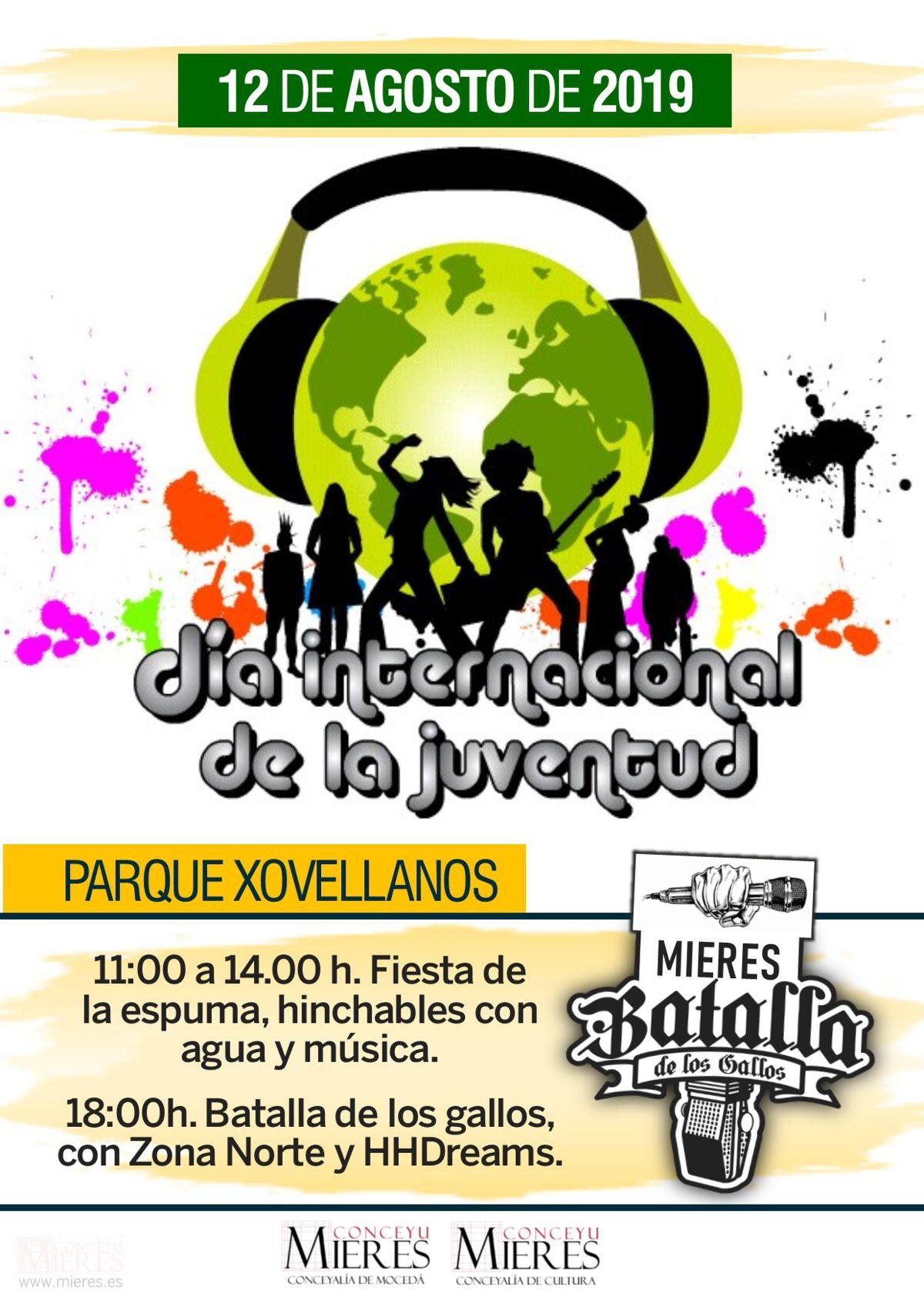 Cartel Web Dia Juventud 2019
