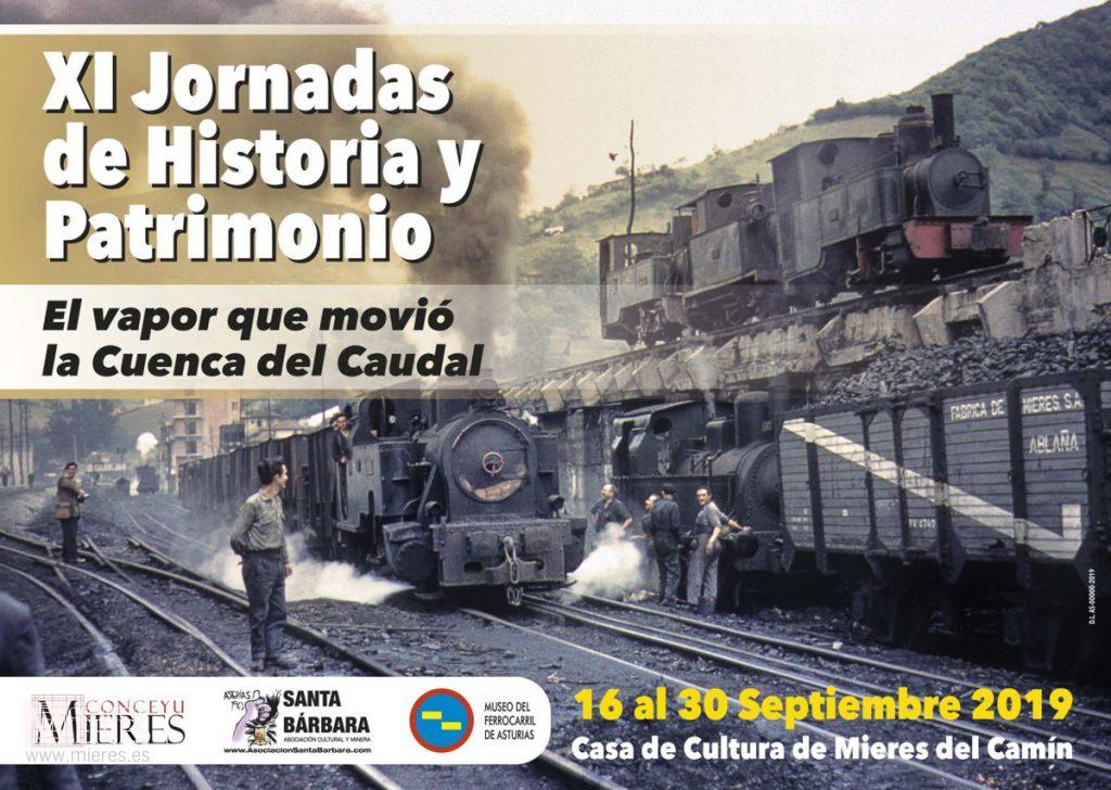 XI Jornadas Historia Y Patrimonio Cartel Web