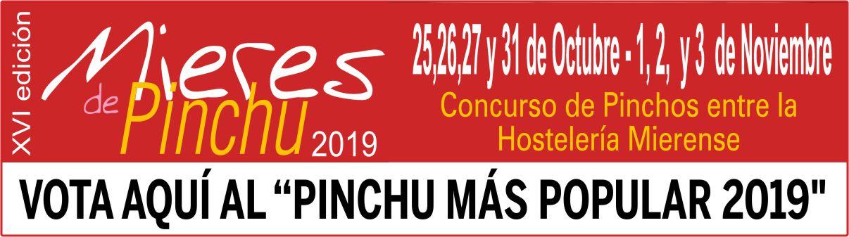 BANNER PINCHU MAS POPULAR MIERES 2019