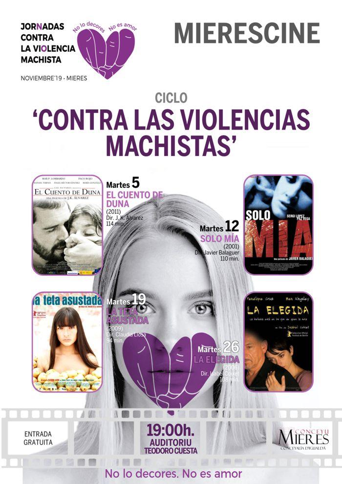 Cartel Web Cine Ciclo Violencia Contra Mujeres 201911