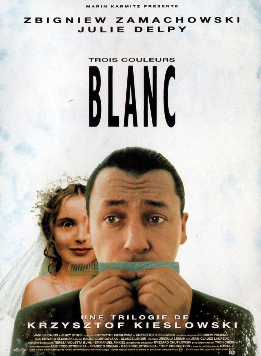 Cine En Vo Trois Couleurs Blanc