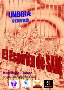 Umbria Teatro Espiritu Sade