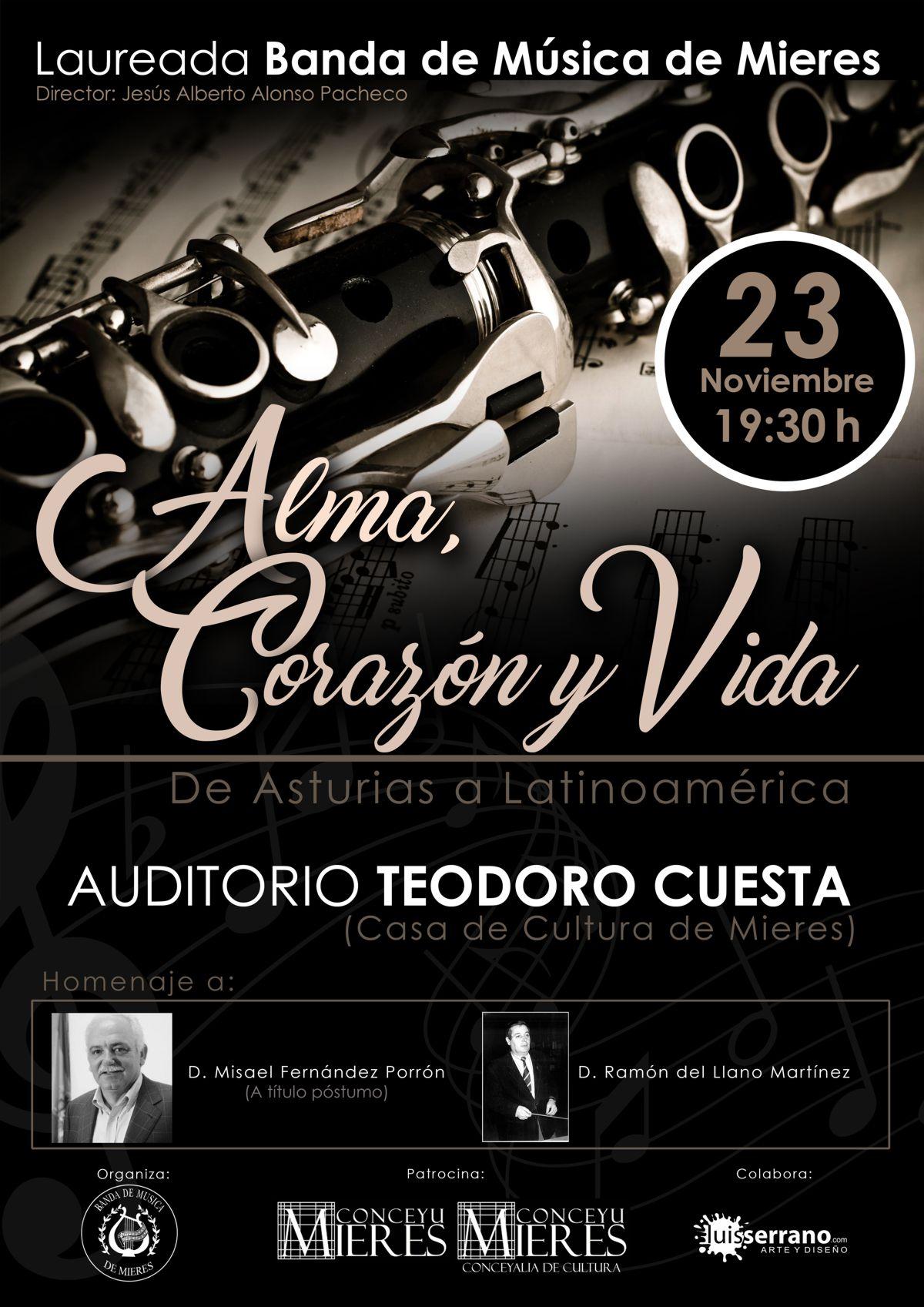 CARTEL Web AMAM Concierto De Santa Cecilia 2019