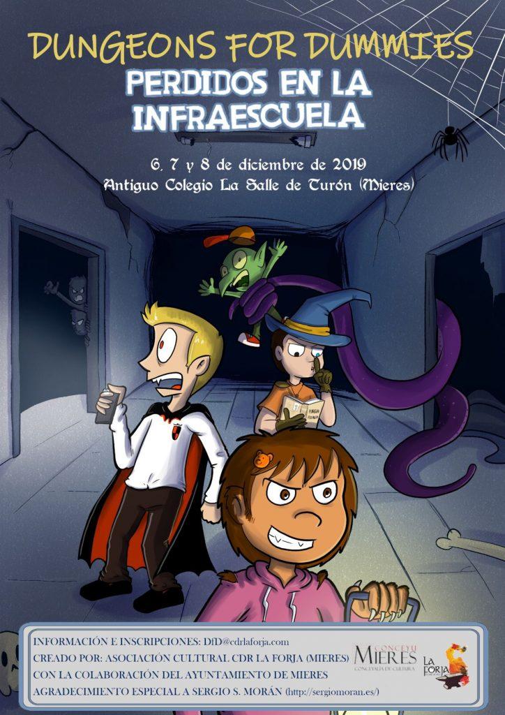 Cartel Web Dungeons For Dummies Club La Forja