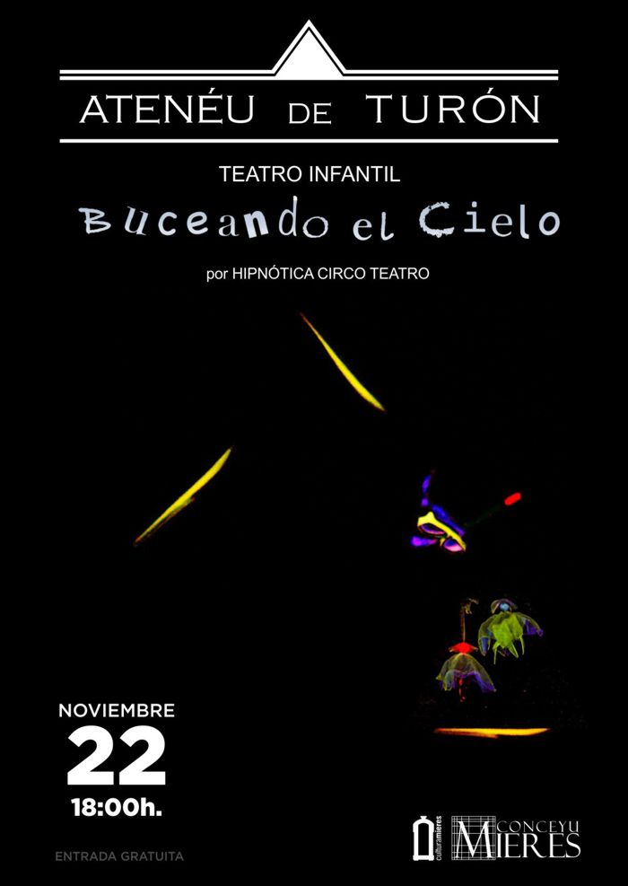 Cartel Web Teatro Hipnotica Turon