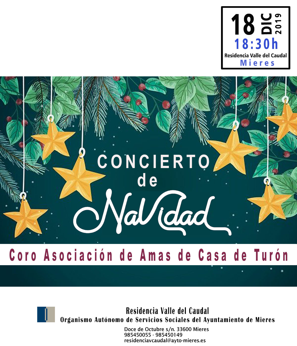 022 Cartel Coro Asociacion Amas De Casa De Turon Para Web