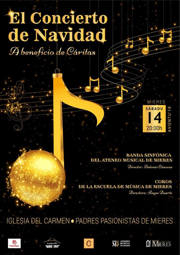 Concierto Navidad Ateneo Musical Mieres