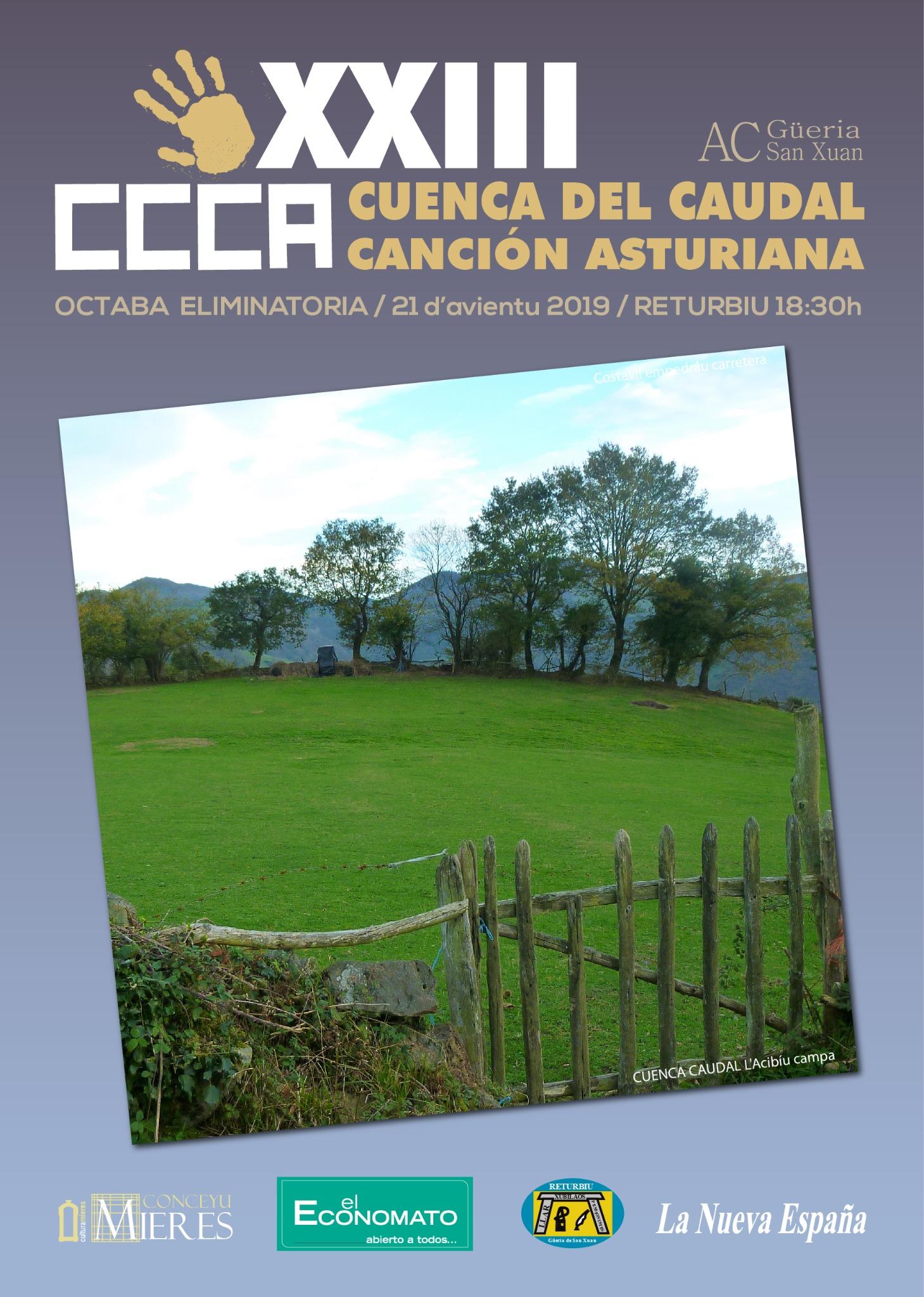 Concursu Cuenca Caudal 2019 Octava Eliminatoria