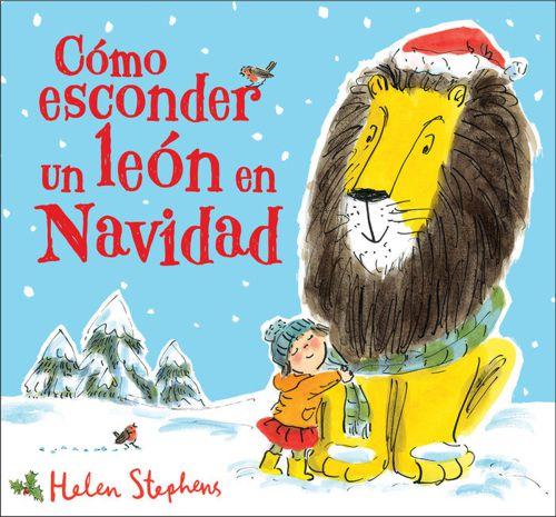 Tardes Con Leo Como Esconder Un Leon Navidad