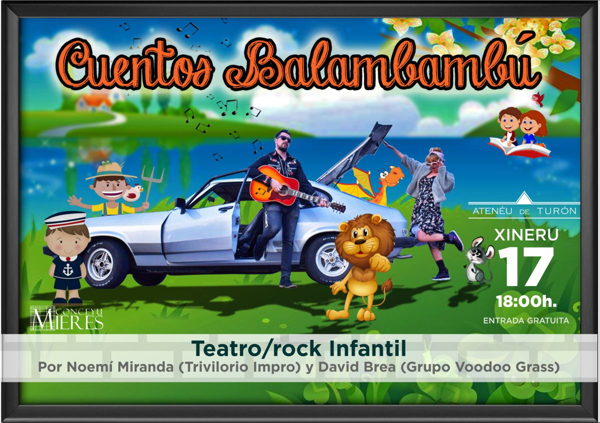 Cartel Web Teatro Balambambu
