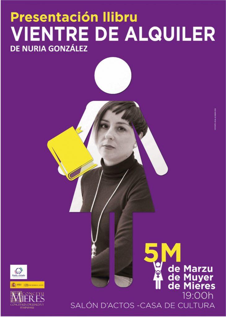 5M Presentacion Libro Vientre Alquiler