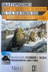 Cartel Expo Montaña 2020