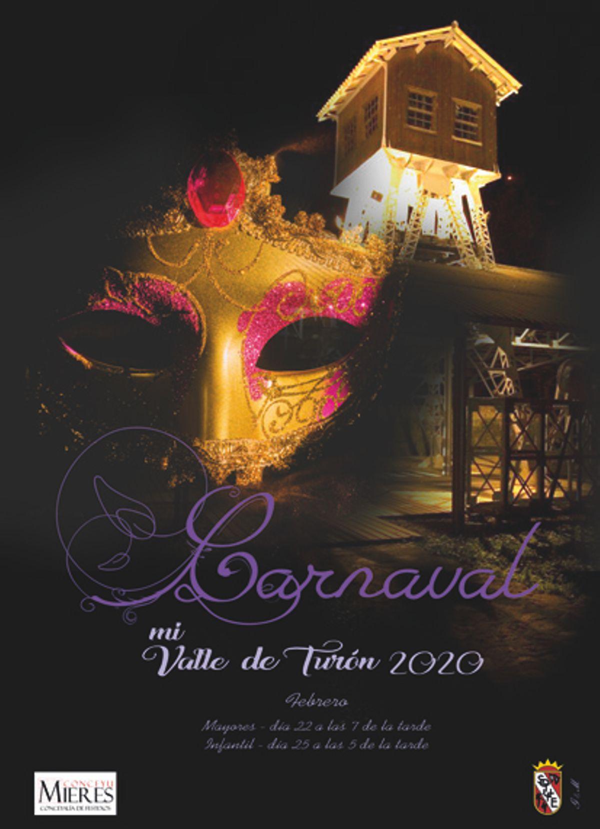 Cartel Web CarnavalTuron2020
