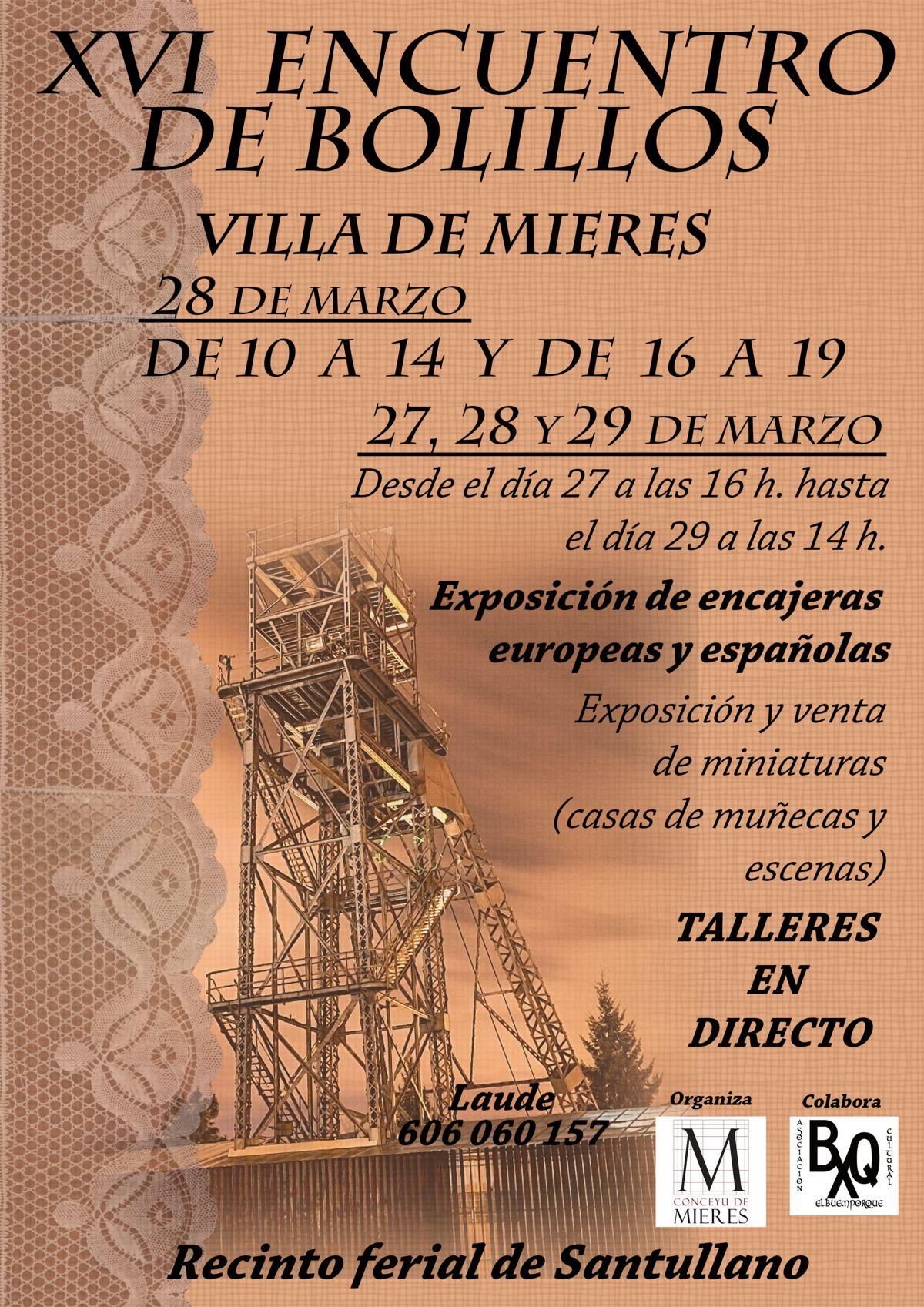 Cartel Web Encuentro Bolillos 2020