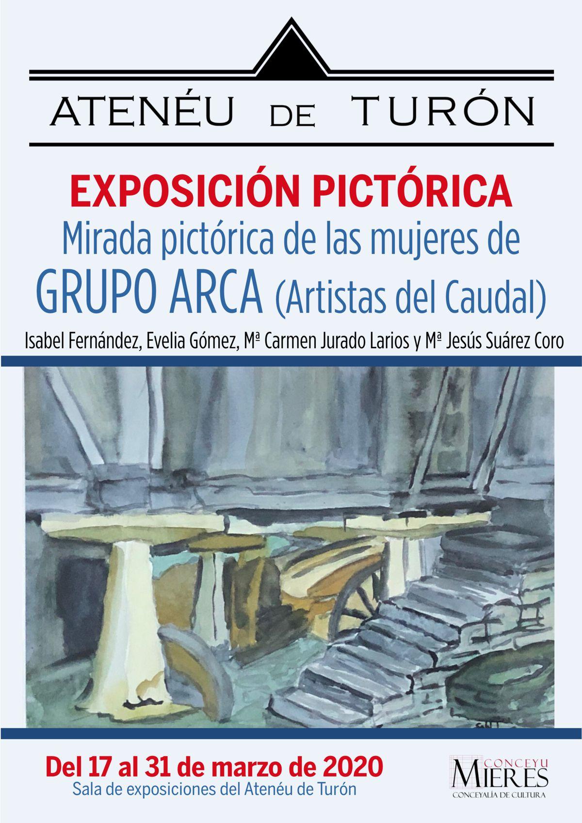 Cartel Web ARCA Turon 2020