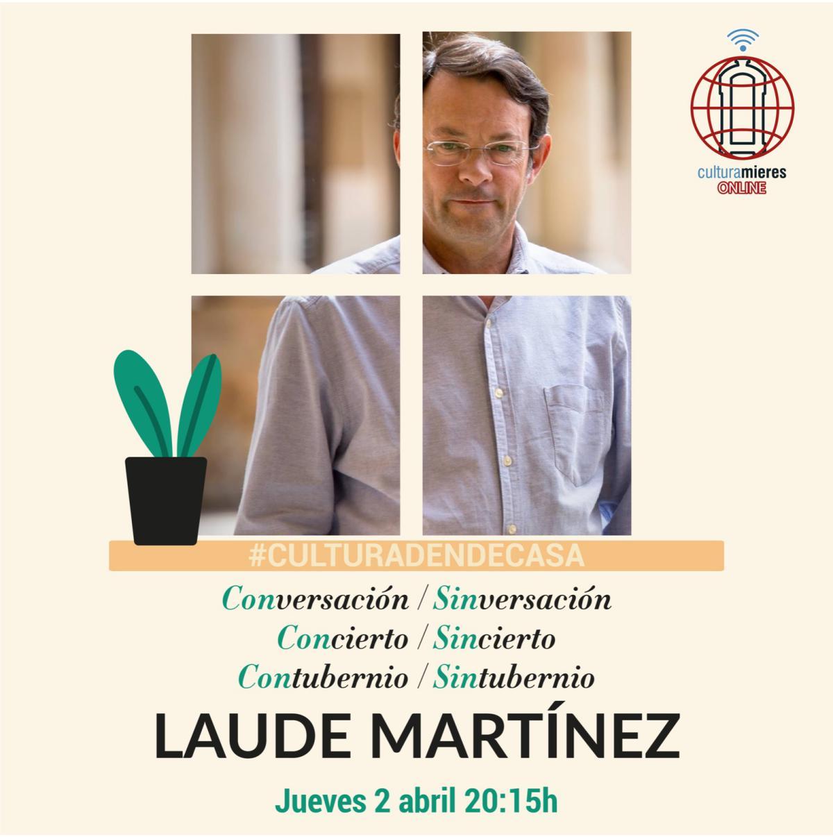 Concierto Laude Martínez Web