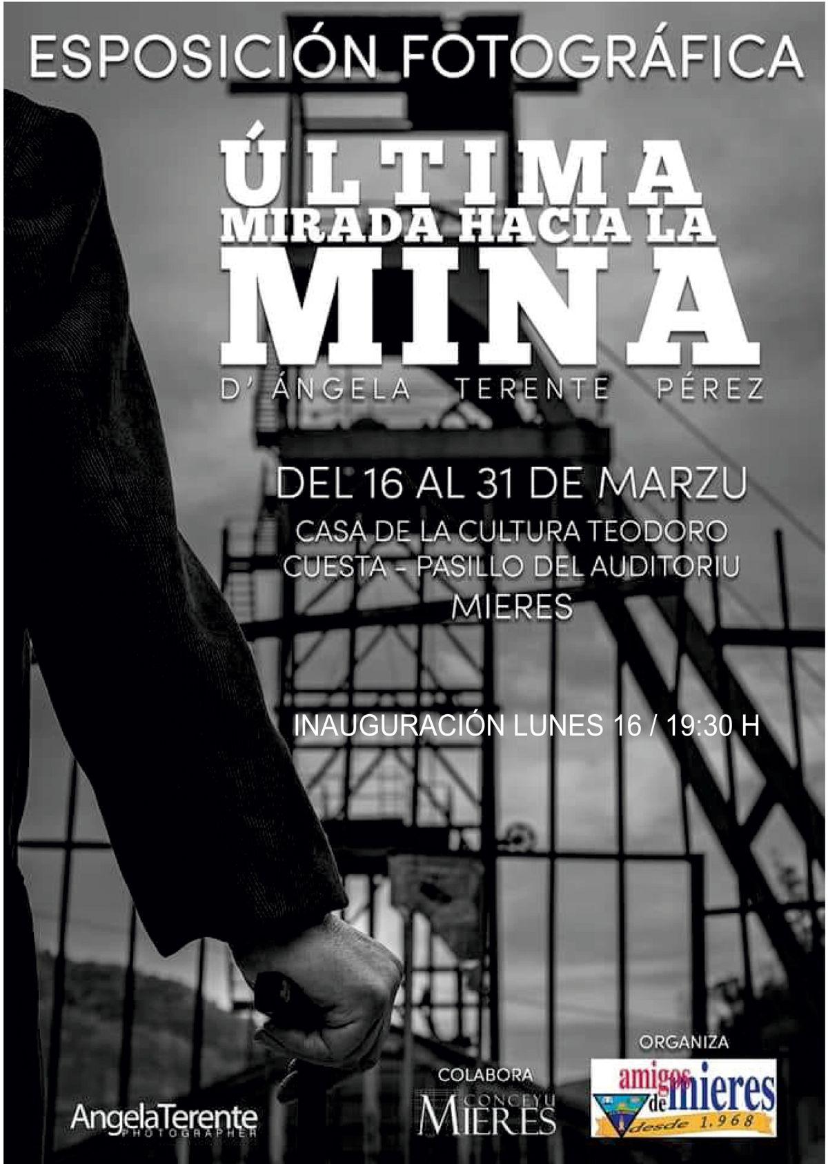 Exposicion Ultima Mirada Mina 2020