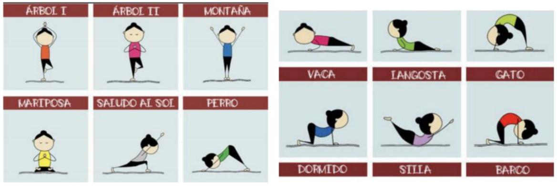 Posturas Yoga Infantil