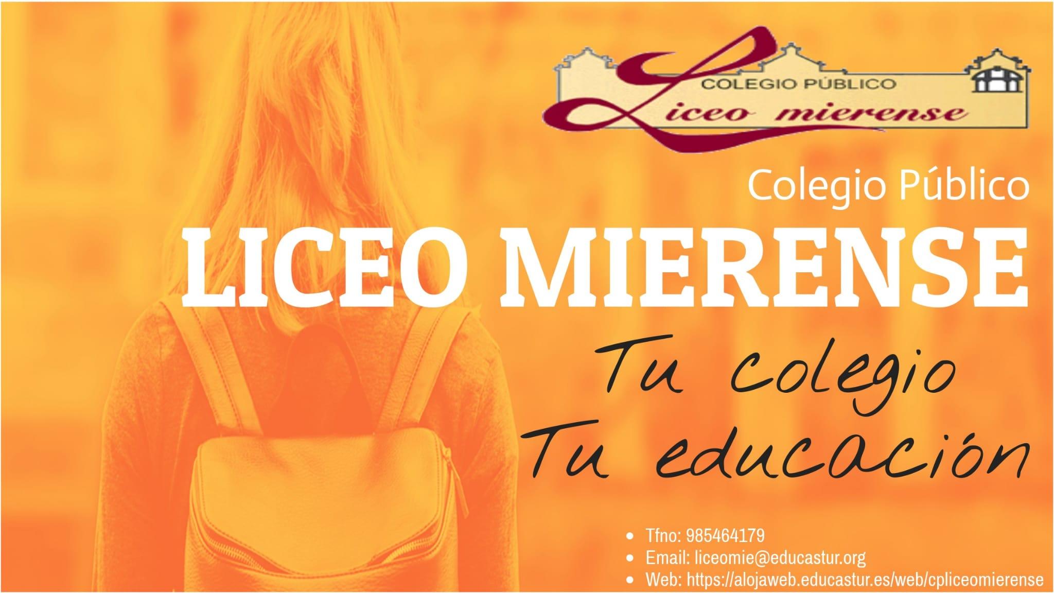 Colegio Liceo Mierense
