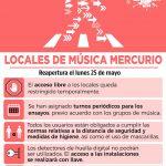 Locales Mercurio Desescalada