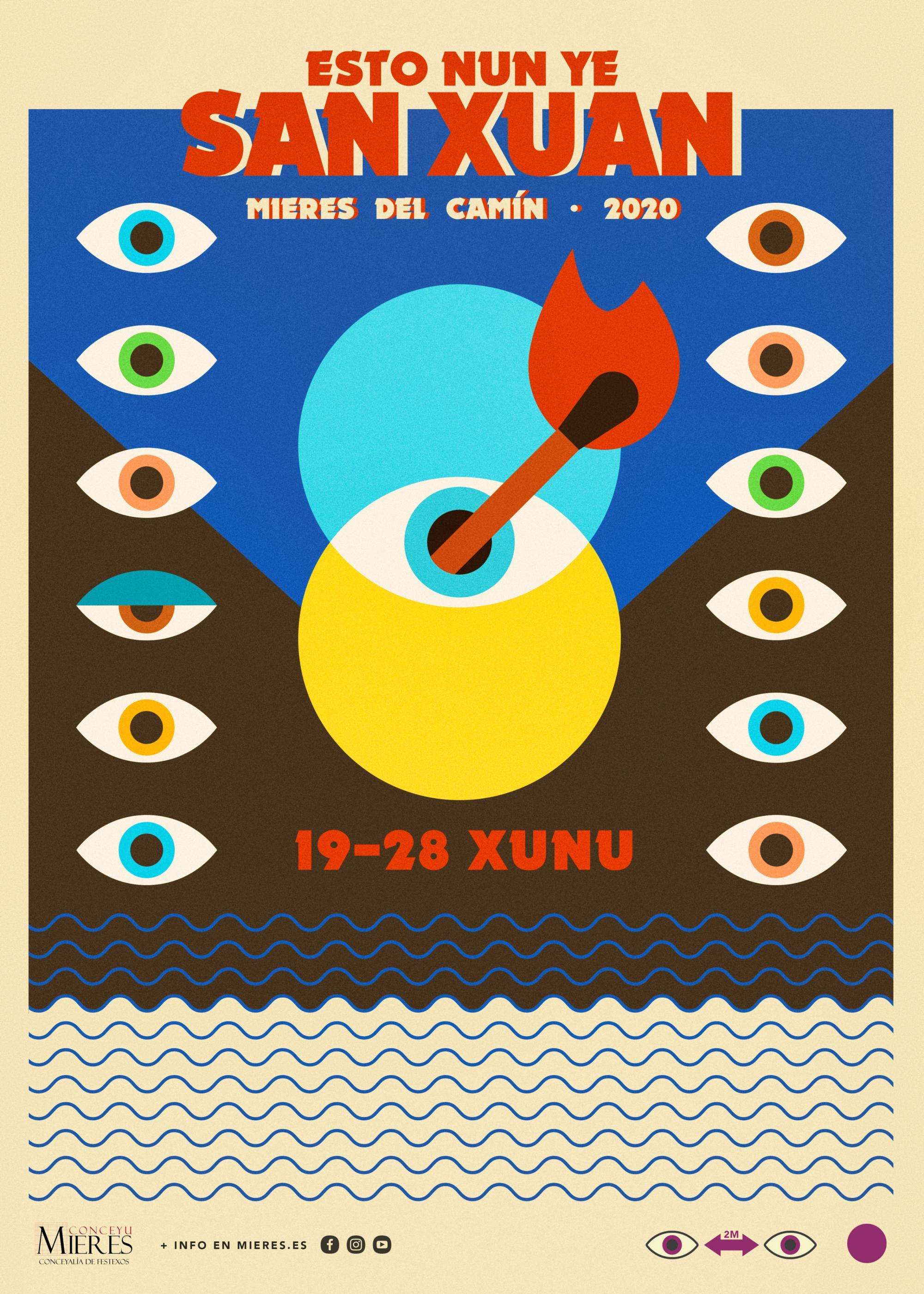 Cartel Esto Nun Ye San Xuan 2020
