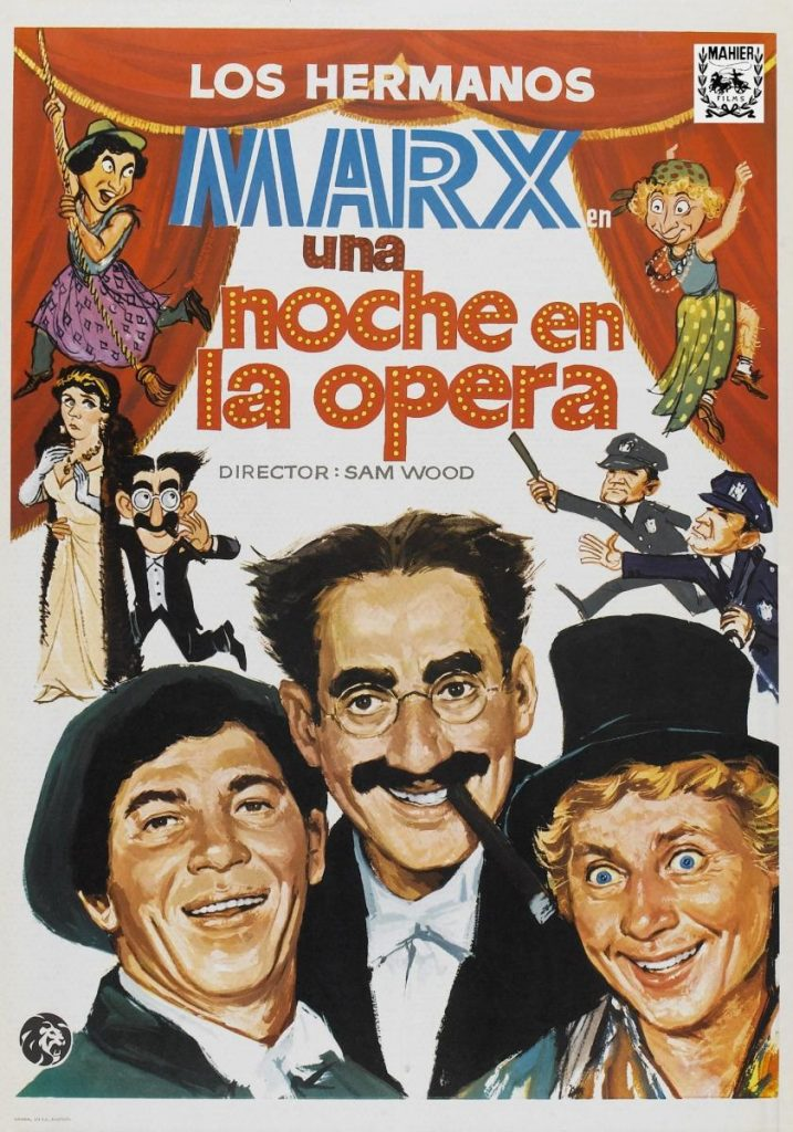 Una Noche Opera Cine Verano Mieres
