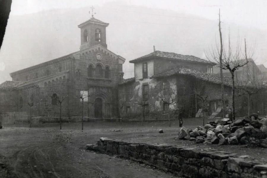 Iglesia de Sta. Eulalia de Ujo (1947)