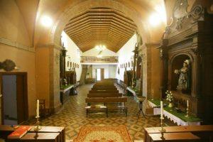 Nave Iglesia Parroquial de San Pedro