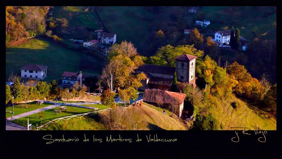 Santuario de los Mártires de Valdecuna | José Ramón Viejo