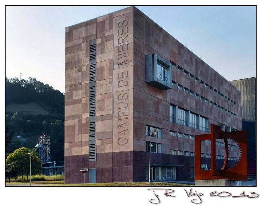 Residencia de Estudiantes del Campus de Mieres | José Ramón Viejo