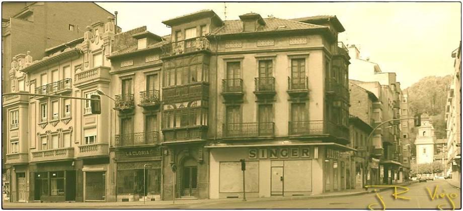 Esquina calles Manuel Llaneza y Teodoro Cuesta | José Ramón Viejo