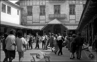 Patio del Colegio Santiago Apóstol | José Ramón Viejo