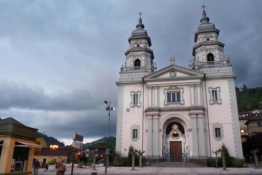 Fachada de la Iglesia de San Juan | César Sampedro