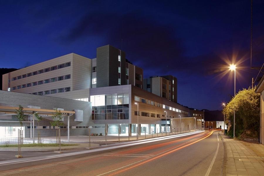 Nuevo Hospital Álvarez Buylla | César Sampedro