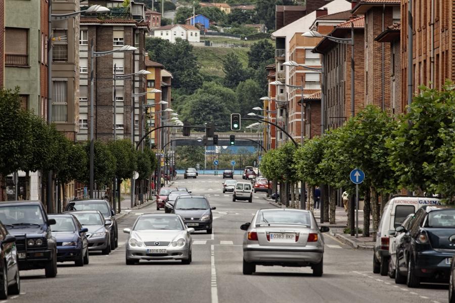 Avenida de Méjico | César Sampedro