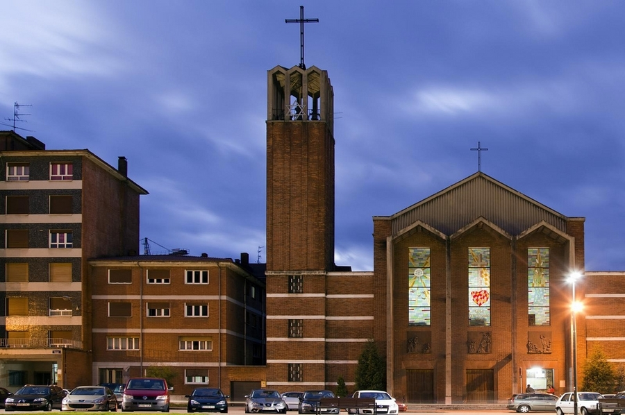 Iglesia de los Padres Pasionistas | César Sampedro