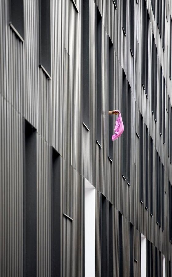 Fachada edificio Vivazz-La Mayacina | César Sampedro
