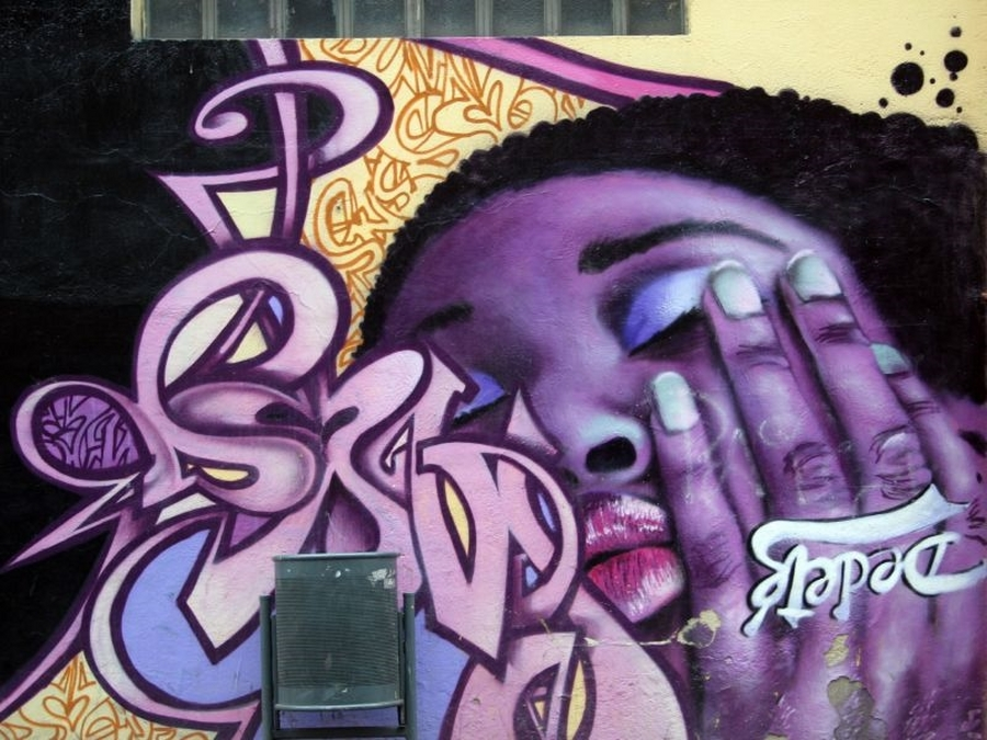 Grafitis, 1  | César Sampedro