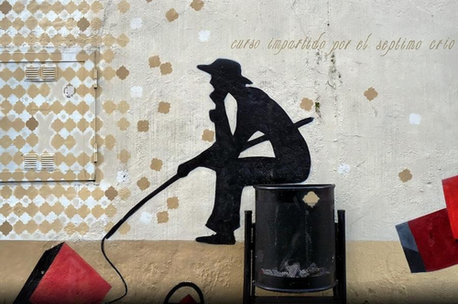 Grafitis, 2 | César Sampedro