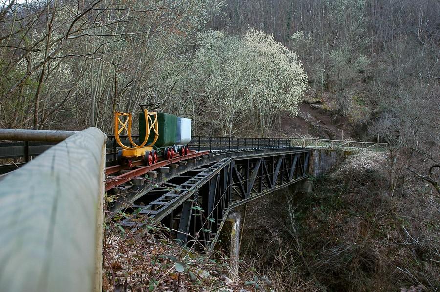 Ponte na senda Turón | José Luis Soto