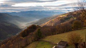 Vista del Valle de Turón (Fot.:  José Luis Soto)