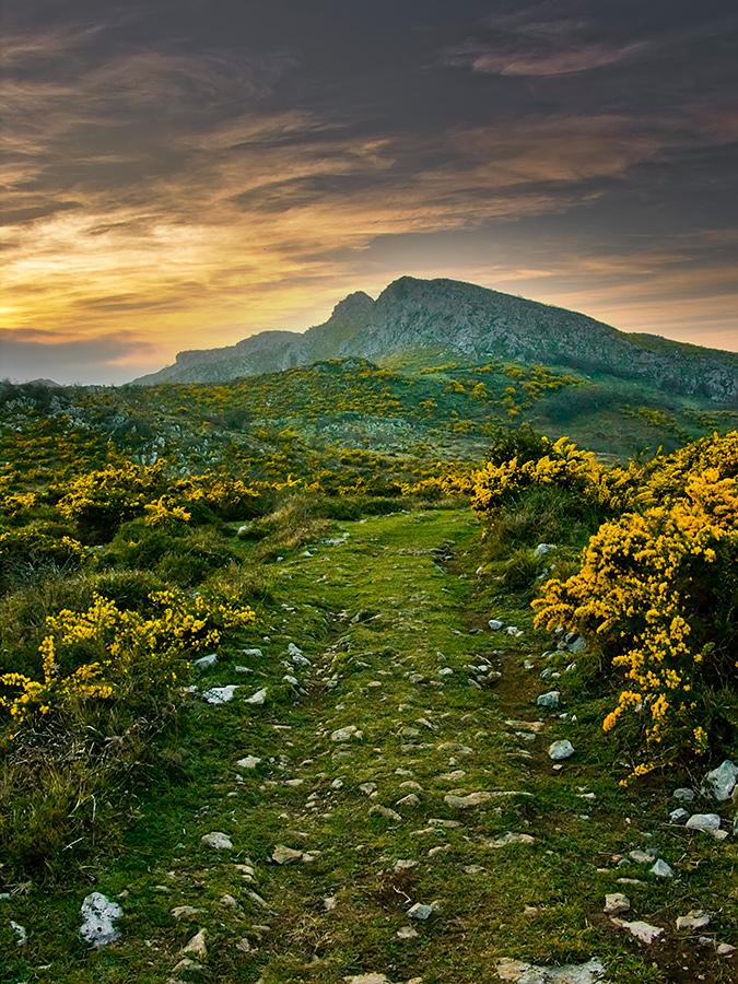 Sierra de Llagos  (Fot.: Carlos Salvo)