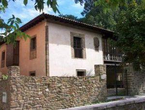 Vista exterior Casa Duró