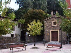 Plaza y Capilla del Carmen
