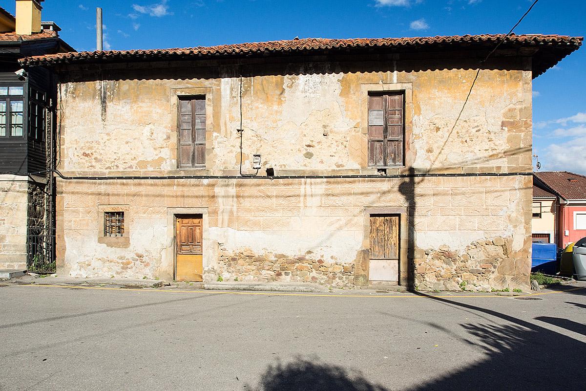 Cenera | Palacio de abajo | Autor: Carlos Salvo | AF Semeya