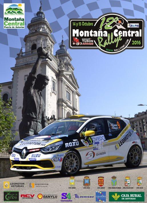 Deportes-Rallye montaña central 2016