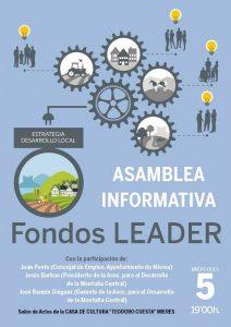 asamblea fondos leader