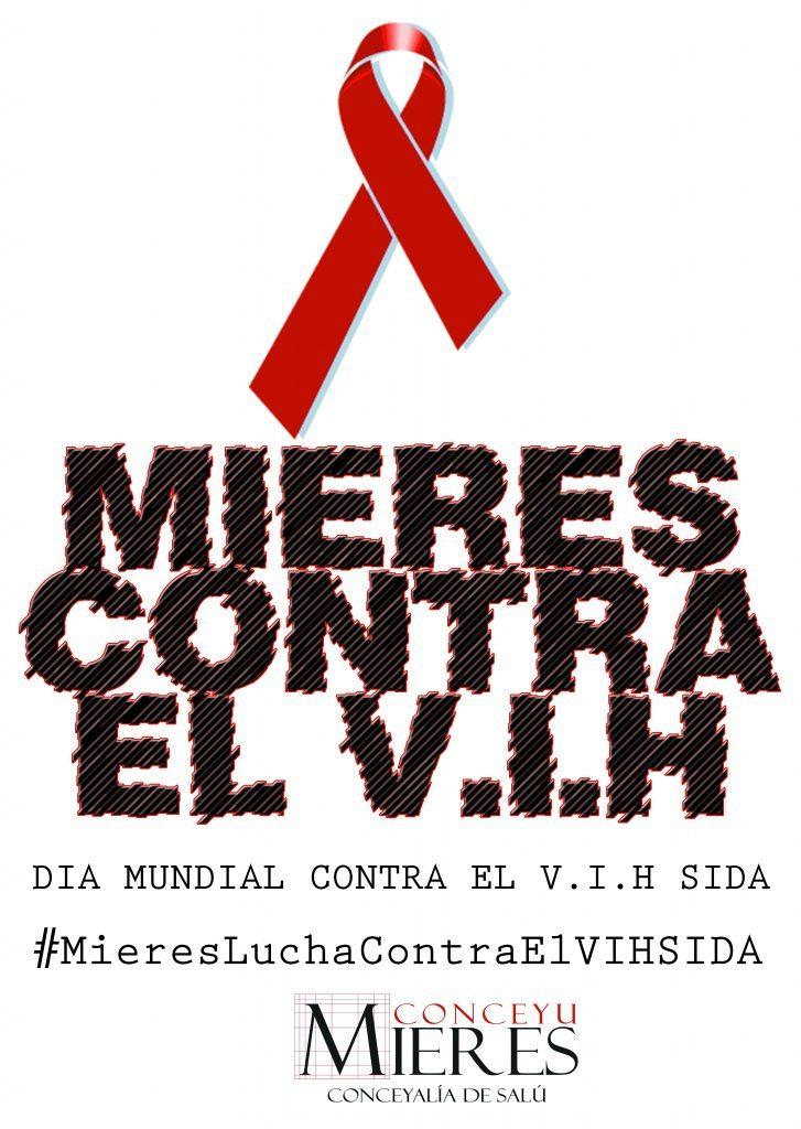 Campaña Mieres contra el VIH 2016