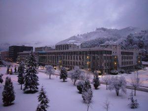Universidad (Fot.: Marisol Zapico-A.F. Semeya)